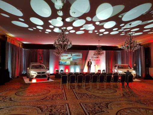 SEAT  Fleet Event and Ateca Launch