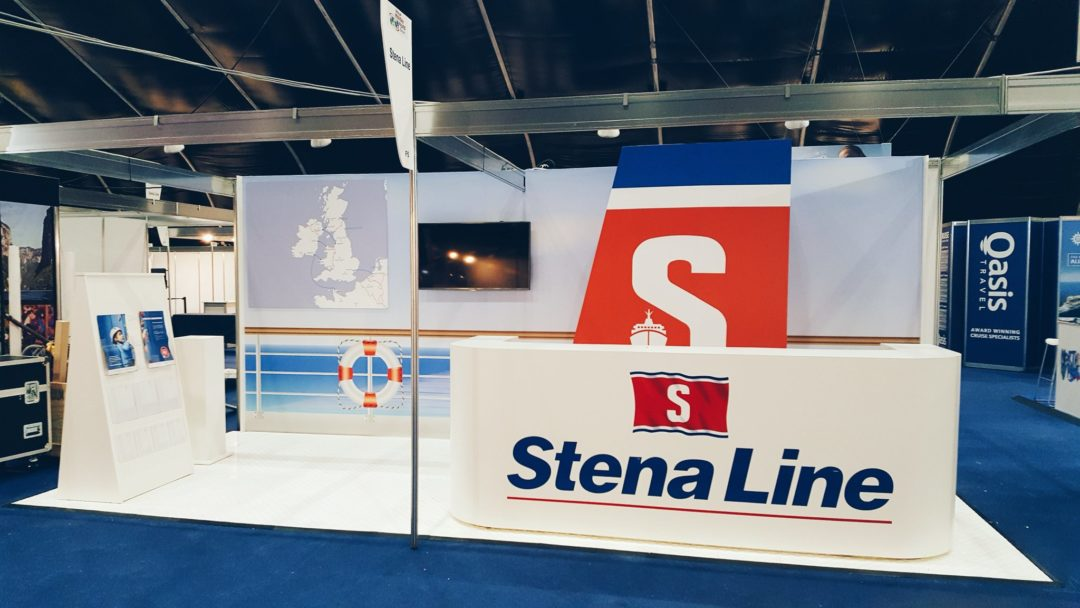 Stena Line at the Holiday World Show
