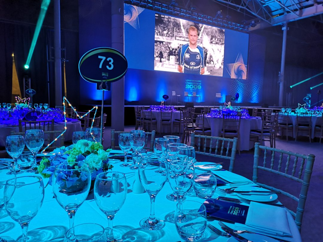 Leinster Rugby Champions of 2009 in association with CSL Events